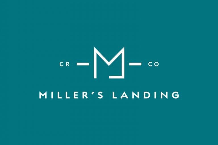 Millers Landing Castle Rock Logo